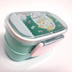 Hummingmint 2-Tier Lunch Case: Clover