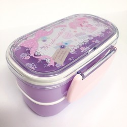Bonbonribbon 2-Tier Lunch Case :Poodle