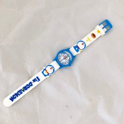 I'm Doraemon Wristwatch: Rubber
