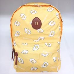 Gudetama Backpack: Pattern