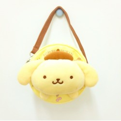 Pompompurin Coin Purse: Face & Tail