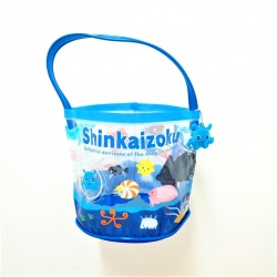 Shinkaizoku Vinyl Bucket: