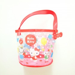 Hello Kitty Vinyl Bucket: