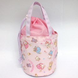Little Twin Stars Insulated Lunch Bag: