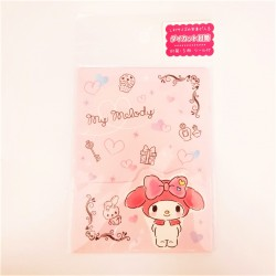 My Melody D-Cut Envelope: