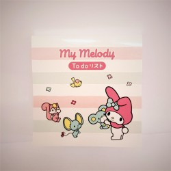 My Melody To Do List: