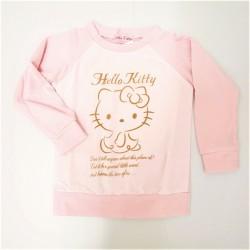 Hello Kitty Knit Long Sleeve Tee 100 Lp