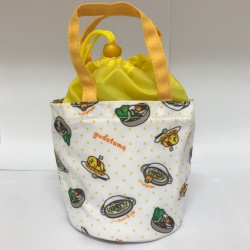 Gudetama Insulated Lunch Bag:
