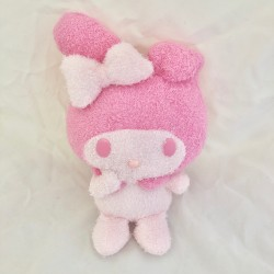 My Melody Plush: S 10-Inch Pink