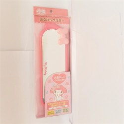 My Melody Rear-View Mirror: Pink Ribbon