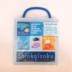 Shinkaizoku Origami Setinch Case