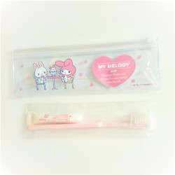 My Melody Travel Toothbrush Set: Fsp