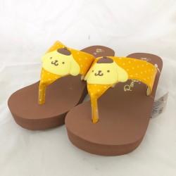 Pompompurin Mascot Slipper: L