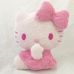 Hello Kitty Plush: Small Pink