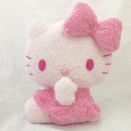 Hello Kitty Plush: Small Pink