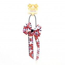 Hello Kitty Ponytail Holder: L Ribbon