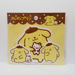 Pompompurin Stickers