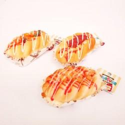 Assorted Squishy Toy Sandwich Shape