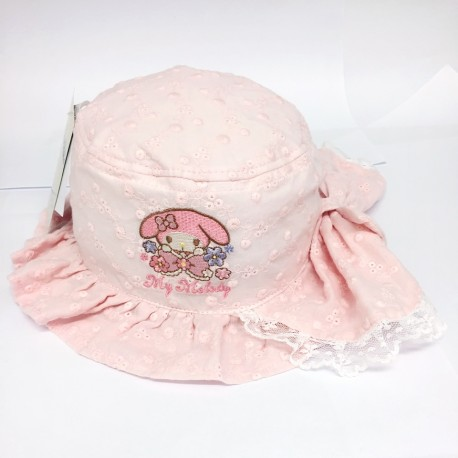My Melody Hat with Awning: