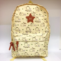 Pompompurin Backpack: Pattern