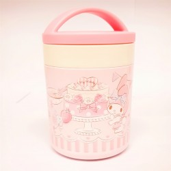 My Melody Stainless Steel Food Jar