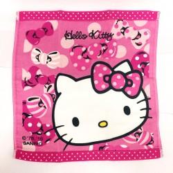 Hello Kitty Wash Towel: Ribbon