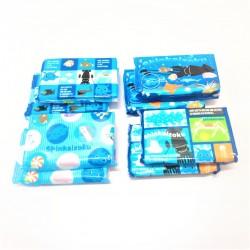 Shinkaizoku 8Pcs Mini Tissue Set
