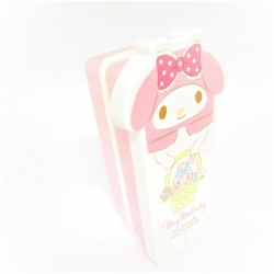My Melody 2Tier Lunch Container: Dcut