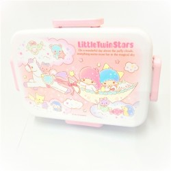Little Twin Stars Lunch Container: Sky