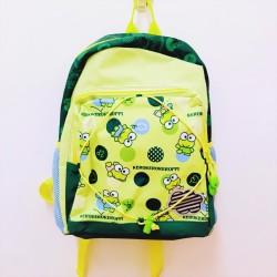 Keroppi Backpack 14-Inch Dot