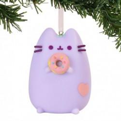Pvc Hanging Ornament Pastel Purple