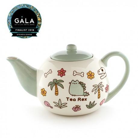 Pusheen Teapot Tea Rex