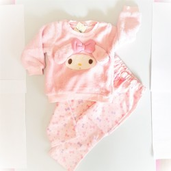 My Melody Pajamas: 90 Boa