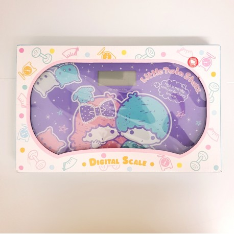 Little Twin Stars Digital Scale