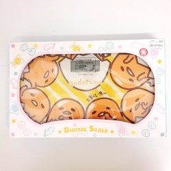 Gudetama Digital Scale
