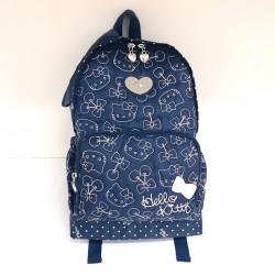 Hello Kitty Backpack: Medium Nb
