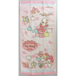 My Melody Face Towel: Balloon