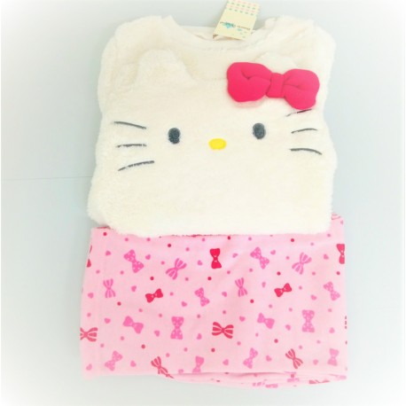 Hello Kitty Pajamas: 120 Boa