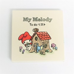 My Melody Schedul Book