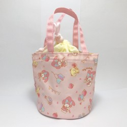 My Melody Insulated Lunch Bag: