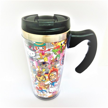 tokidoki x Hello Kitty Stainless Steel Mug: Circus Collection