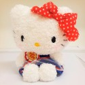 Hello Kitty Plush: Small Fluffy