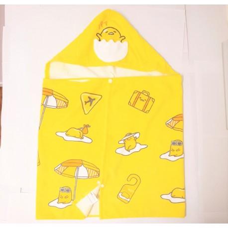 Gudetama Hooded Towel: Vctn