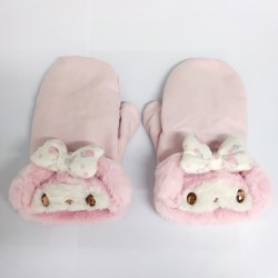 My Melody Mittens: D-Cut
