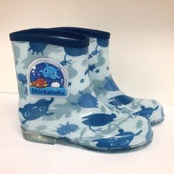 Shinkaizoku Rain Boots: 18 cmfr
