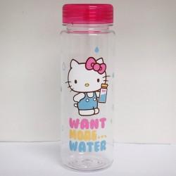 Hello Kitty Water Bottle 450ml