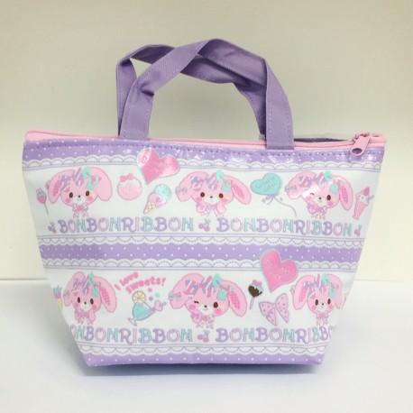 Bonbonribbon Lunch Cooling Bag with Rfrgrnt: