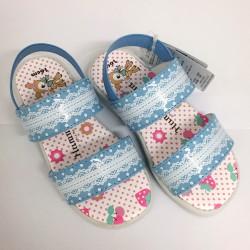 Assorted Kids Sandals 2Belt