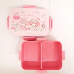 My Melody Lunch Container: Pink Ribbon