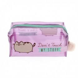 Pusheen Pvc Pencil Case Lge